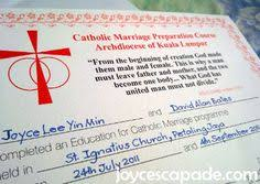 catholic marriage certificate wishing you god s blessings as you start your journey