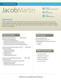 Sample Resume For Junior Accountant by Free Resume Templates Download Microsoft Word Resumes Samples