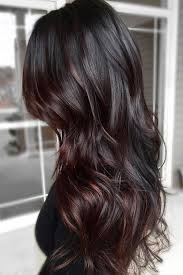 can you balayage shoulder length hair 35 rich and sultry dark brown hair color ideas