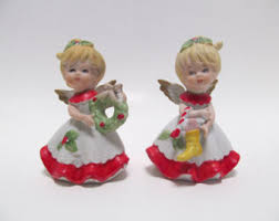 home interior figurines homco figurines etsy