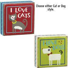 Home Decor Plaques Cat Hand Painted Home Décor Plaques U0026 Signs Ebay