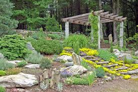 how to start a rockery garden the garden inspirations