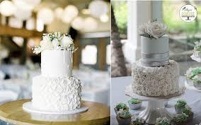 wedding cake makers near me ruffle wedding cakes petal ruffles cake magazine