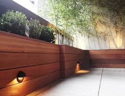 modern outdoor planters as the perfect ornament for exterior