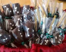 chocolate dipped spoons wholesale dipped spoons etsy