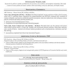 Cna Resume Skills Examples by Opulent Design Ideas Cna Skills Resume 16 Resume Sample For Cna