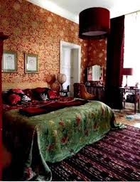 Bohemian Decorating by Bohemian Bedroom Bohemian Decor Of The Rooms Are Natural Home