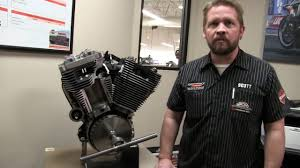 how a harley davidson big v twin engine works harley davidson