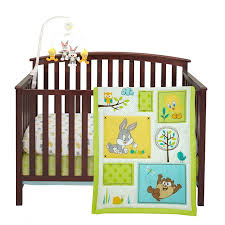 Looney Tunes Crib Bedding Looney Tunes Natures 3 Crib Set By Nojo