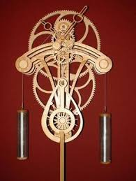 Free Wood Clock Plans Download by How To Make A Wooden Gear Clock Wooden Gear Clock Wooden Gears