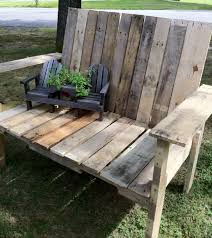 Diy Wood Pallet Outdoor Furniture by Wood Pallet Reuse Wood Projects Pinterest Pallets Wood
