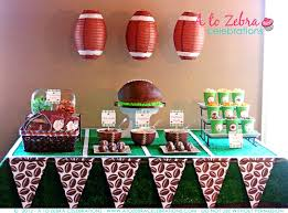 football party decorations bowl party decorating ideas finest bowl party ideas