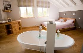 Pole In Bedroom Magnificent Freestanding Bathtub In Bathroom Traditional With
