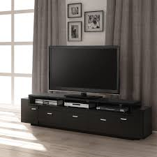 furniture of america 84 inch peyton modern tiered tv stand free