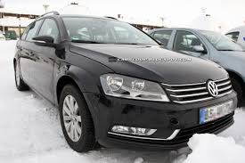 volkswagen passat black 2014 spy shots 2014 volkswagen passat test mule riding on the new mqb