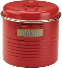 amazon com typhoon red large canister 3 8 quart capacity