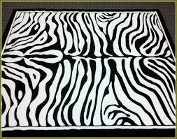 Zebra Area Rug Zebra Print Area Rugs Target Roselawnlutheran