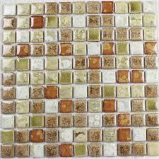 porcelain tile backsplash kitchen glazed porcelain square mosaic tiles wall designs ceramic tile