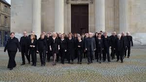choeur de chambre concert du chœur de rouen normandie et du nouvel orchestre de