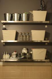 Bathroom Countertop Storage Ideas 47 Best Bathroom Storage Images On Pinterest Small Bathroom