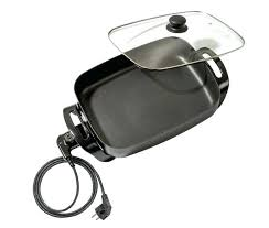 poele electrique cuisine poele electrique cuisine appareils de cuisson cuissons poele