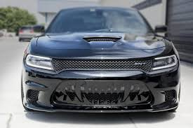 dodge 2015 charger hellcat 2015 2017 dodge charger hellcat sabretooth grille car