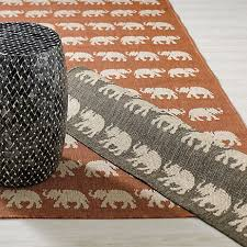 elephant indoor outdoor rug gump u0027s