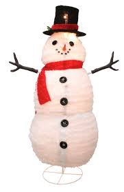 Grapevine Snowman For Outdoors by Christmas Lights Ravishing How To Make Outdoor Lighted Snowman