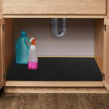 kitchen sink cabinet mats mats sink kitchen cabinet mat shelf drawer liners tray drip waterproof