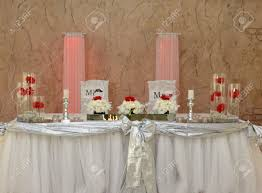 Table Decorating Ideas by Bride And Groom Table Decor Modern Rooms Colorful Design Fresh At