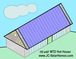 solar heated workshop plans