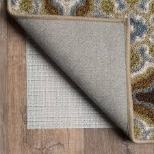 Non Slip Rug Pads For Laminate Floors Jazzyfloors Non Slip Rug Pad U2013 Incredible Rugs And Decor