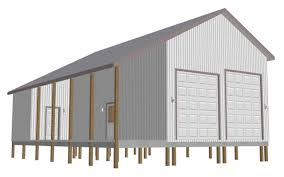 Rv Home Plans Fabulous When I Build My Pole Barn Together With Pole Barn House