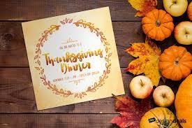 thanksgiving dinner invitation template thanksgiving invitation