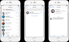 facebook messenger wants to be your phone number with new message