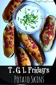 Halloween Diy Ashley U0027s Potato Friday U0027s Potato Skins Recipe