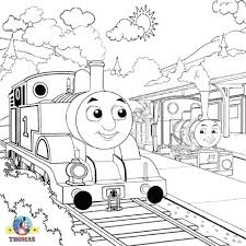 thomas the tank engine birthday printables coloring pages games