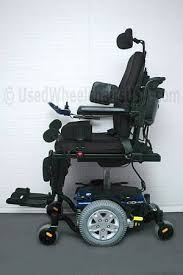 Used Power Wheel Chairs Used Pride Mobility Quantum Q6 Edge With Power Tilt Elevate