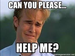 You Need Help Meme - jon jorgenson hey friends i need your help as many of facebook