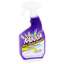 Bathroom Stain Remover Kaboom No Drip Foam Mold U0026 Mildew Stain Remover With Bleach 30 Fl