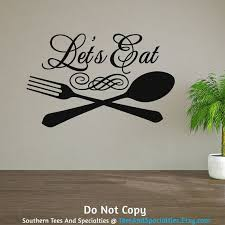 Dining Room Decals 49 Best Awesome Vinyl Wall Decals Images On Pinterest Wall Decal