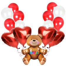 valentines ballons s day gift decorations valentines day balloons bouquet