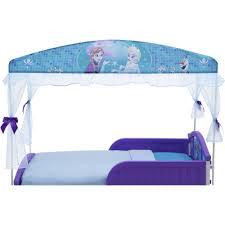 Frozen Toddler Bedroom Set Delta Children Disney Frozen Toddler Canopy Bed Walmart Com