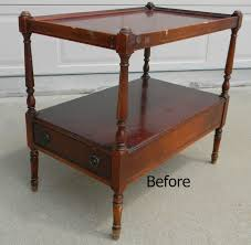 Antique Spinet Desk Forever Decorating How To Easily Fix A Broken Furniture Leg