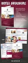 graphicriver hotel brochure template all design template
