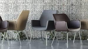 waiting room chair with armrests bindu nurture steelcase