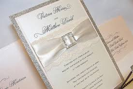 wedding invitations ideas diy wedding invitation idea amulette jewelry