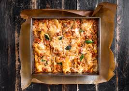thanksgiving lasagna recipe not feeling the turkey for thanksgiving you u0027ve got some amazing