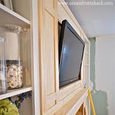shutter tv wall cabinet for the home pinterest tv wall