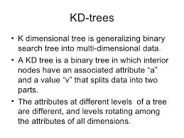 multidimensional indexing